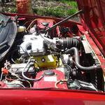Under the hood is a 2 8MPFI 60 V6 with a T5WC and