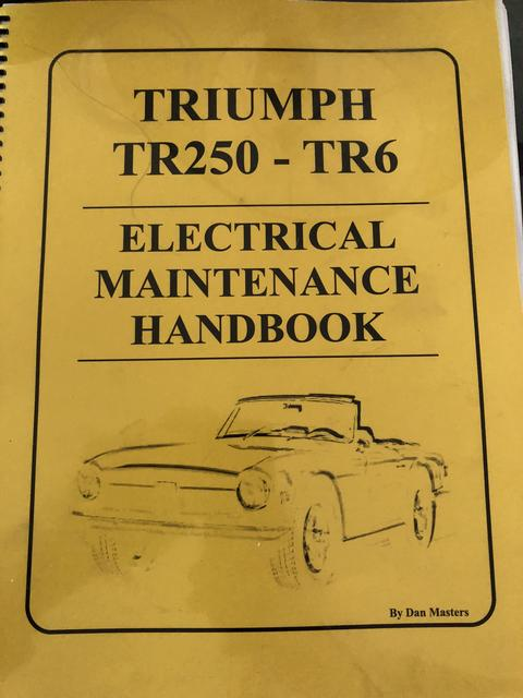 New Wiring Loom   Tr6 Tech Forum   Triumph Experience Car Forums   The Triumph Experience