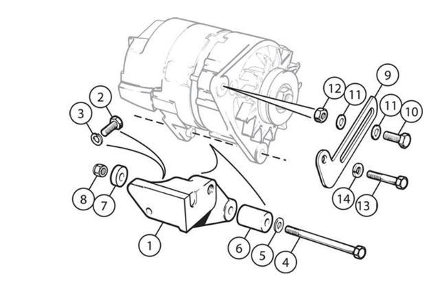 Triumph Tr6 Rear Suspension