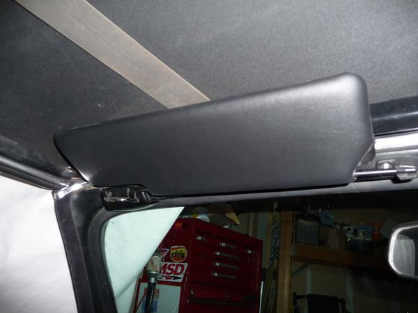 sun visors   TR6 Tech Forum   Triumph Experience Car Forums   The ... 8676ba69c76