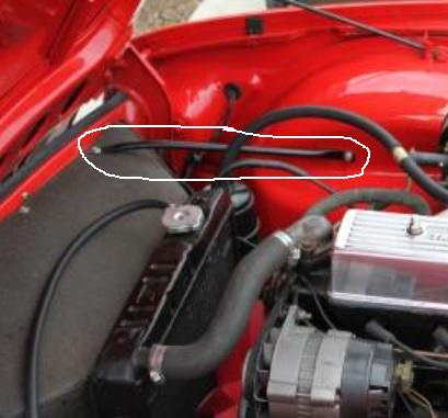 Radiator Shroud Tr6 Tech Forum Triumph Experience Car Forums