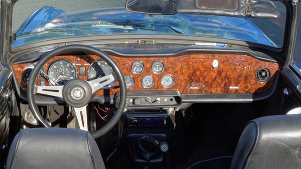 Dash Template Tr6 Tech Forum Triumph Experience Car Forums The