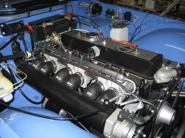Tr6 Lucas Fuel Injection Conversion Pi Tr6 Tech Forum Triumph