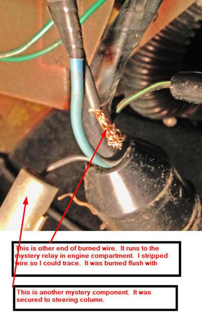 horn relay where is it located tr6 tech forum triumph rh triumphexp com Ford Wiper Motor Wiring Color Ford Wiper Motor Wiring Color