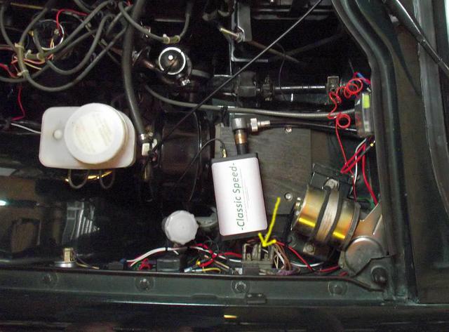 Horn Relay   Tr6 Tech Forum   Triumph Experience Car
