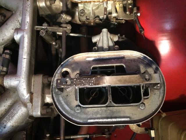 Weber Carbs : TR6 Tech Forum : Triumph Experience Car Forums : The