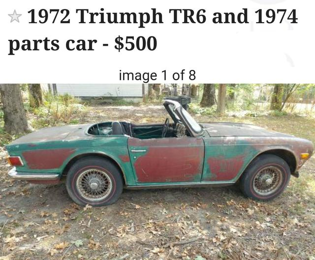 What Years Will Interchange With My 75 Potential Parts Car Purchase