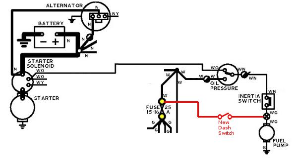 Why Can U0026 39 T I Bypass The Inertia And Oil Pressure Switches
