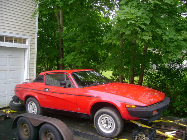 Toying with a Group 44 project : TR7 & TR8 Forum : Triumph