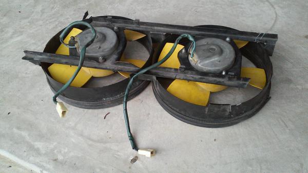 Tr8 Cooling Fans