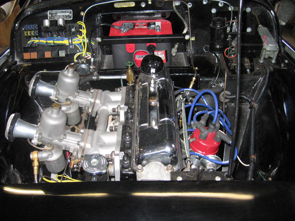 New Battery For Tr3 Rebuild Tr2 Tr3 Forum Triumph Experience