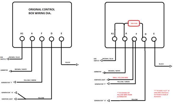 mgb saturn alternator conversion wiring diagrams