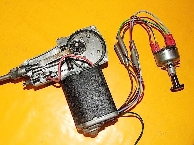 dr3a wiper motor wiring digram  tr2  tr3 forum  triumph