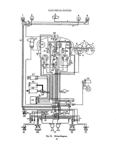1972 triumph spitfire wiring diagram