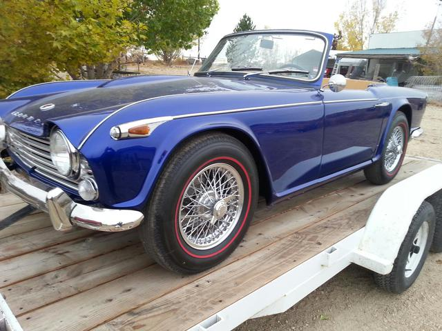 Triumph TR4A Restoration - Completed : TR4 & TR4A Forum