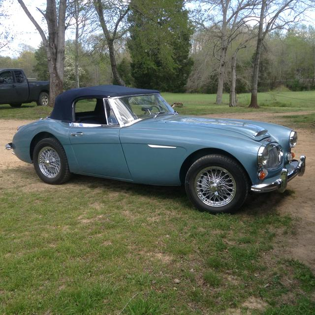 Painted vs. chrome wire wheels : TR4 & TR4A Forum : Triumph ...