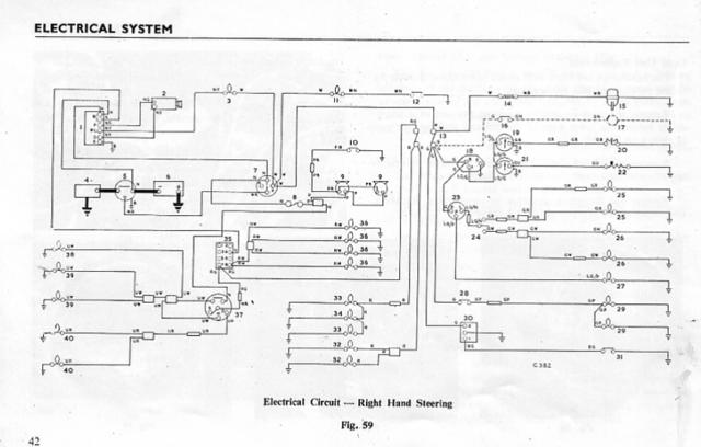 Wiring Diagram   Spitfire  U0026 Gt6 Forum   Triumph Experience Car Forums   The Triumph Experience