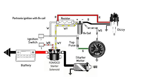 File  Tr250 Wiring Diagram