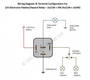 [DIAGRAM_5NL]  indicator(flasher) relay : Spitfire & GT6 Forum : Triumph Experience Car  Forums : The Triumph Experience | Wiring Diagram Indicator Flasher Unit |  | The Triumph Experience