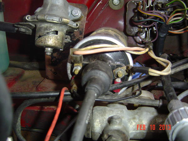 DSC00865 ignition coil & ballast resistor question(s) spitfire & gt6 mgb ignition coil wiring at edmiracle.co