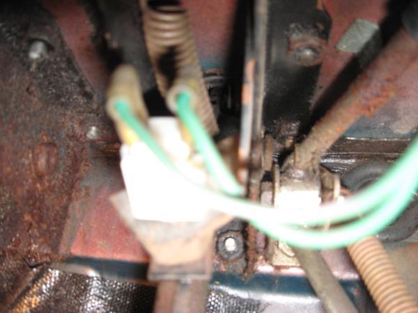 throttle pedal spring ? : Spitfire & GT6 Forum : Triumph