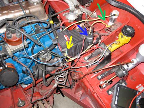 IMG_0667 electrical mess spitfire & gt6 forum triumph experience car triumph herald 1200 wiring diagram at webbmarketing.co