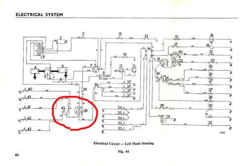 Electrical Mess   Spitfire  U0026 Gt6 Forum   Triumph