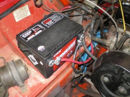 What Battery To Use Spitfire Gt6 Forum Triumph Experience