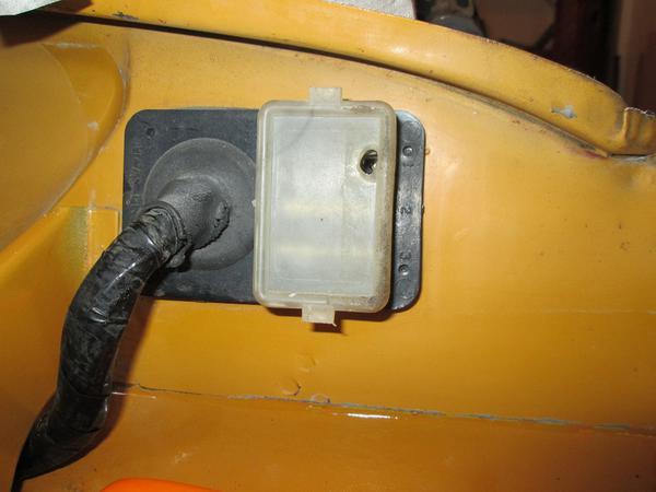fuse box repairs spitfire gt6 forum triumph experience car rh triumphexp com 1979 triumph spitfire fuse box 1979 triumph spitfire fuse box