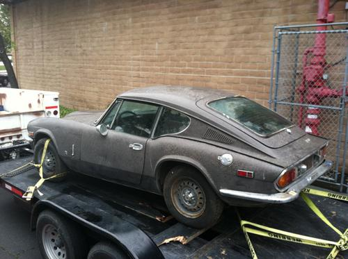 1973 Gt6 Mk Iii Fastback For Sale Spitfire Gt6 Forum Triumph