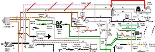 Wiring_Diagram_12V_to_Coil pertronix distributor? spitfire & gt6 forum triumph experience  at edmiracle.co