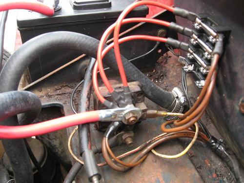 Auxilary Fuse Box : Spitfire & GT6 Forum : Triumph ... on