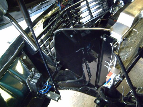 Alloy Radiator Shroudcowls Spitfire Gt6 Forum Triumph
