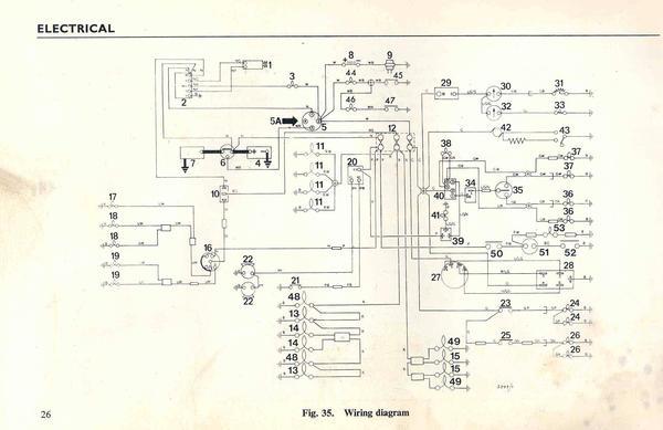 Triumph Spitfire Mk3 Wiring Diagram - Wiring Diagram