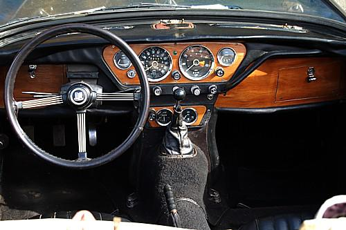 Show Me Your Non Stock Dashboard Page 3 Spitfire Amp Gt6