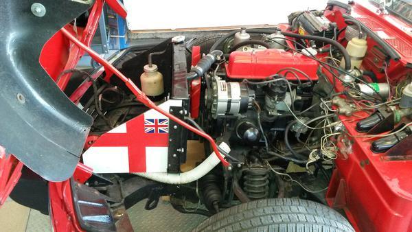 Floppy Radiator Shroud Spitfire Gt6 Forum Triumph Experience