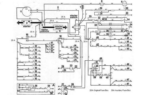 001_new_fuses fuse panel spitfire & gt6 forum triumph experience car forums 1974 triumph spitfire wiring diagram at creativeand.co