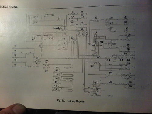 Wiring Diagrams Early Cars   Spitfire  U0026 Gt6 Forum   Triumph Experience Car Forums   The Triumph