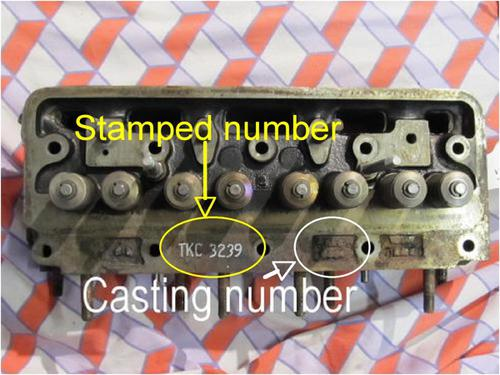 Cylinder Heads Located Spitfire Gt6 Forum Triumph Experience