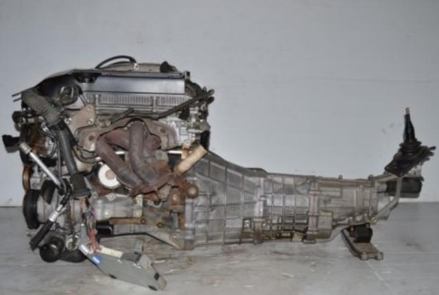 Toyota Altezza Beams Dual Vvti Engine Speed Trans Wiring Ecu Rs Ae