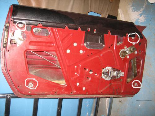 Windows Set Too Far Back Spitfire Amp Gt6 Forum Triumph