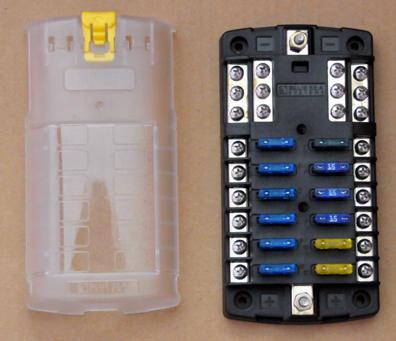 fuse panel upgrade spitfire gt6 forum triumph experience car rh triumphexp com Triumph TR3 Triumph Spitfire