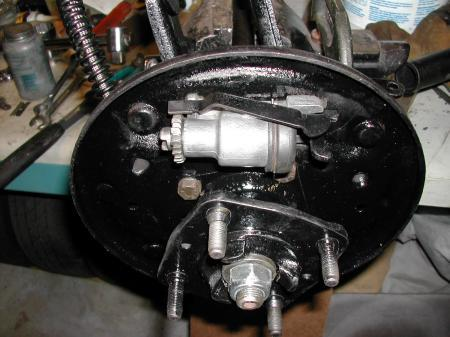 How Often Do You Adjust Your Brakes Spitfire Gt6 Forum