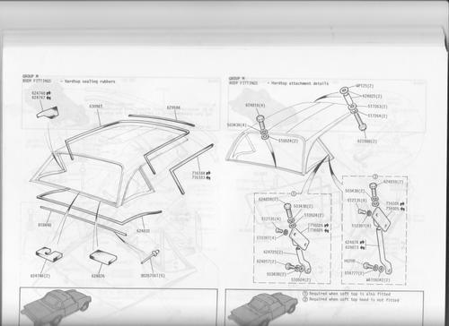 Hard Top Attachment Fittings Spitfire Gt6 Forum Triumph