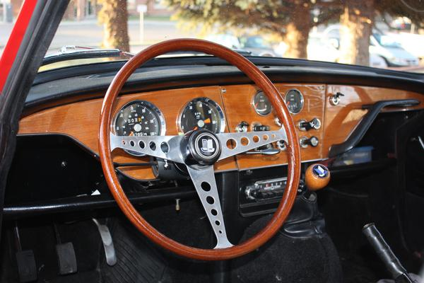 steering wheel removal and installation spitfire gt6 forum triumph experience car forums. Black Bedroom Furniture Sets. Home Design Ideas