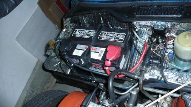 Replacing Negative Battery Cableground Wire Spitfire Gt6 Forum