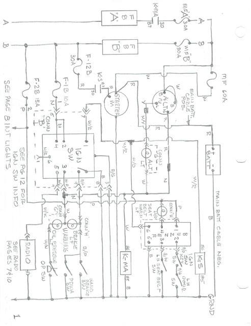 Ignition Starter Switch 1979