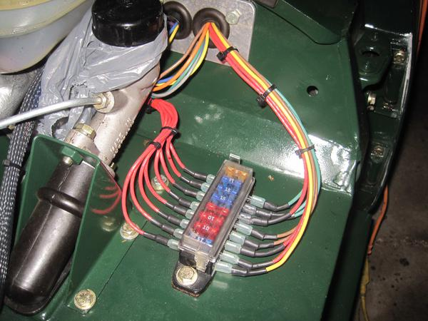 Wiring for overdrive on mark spitfire gt forum