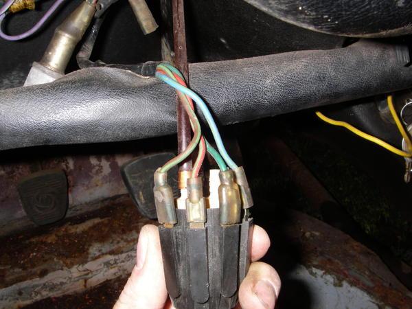 Wiper Switch Wiring   Spitfire  U0026 Gt6 Forum   Triumph
