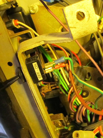 need wiring diagram for 1977 Spit : Spitfire & GT6 Forum ...